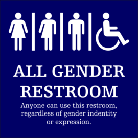 Gender neutral bathrooms do pose a sexual risk for women